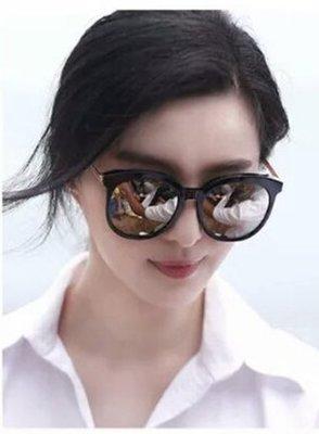 新款明星同款韩版太陽眼鏡偏光墨鏡(預購)