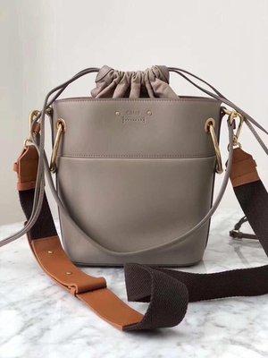 (現貨) 💜特價 Chloe Roy bucket handbag 水桶 29x23x12cm100% Authentic 💰7680