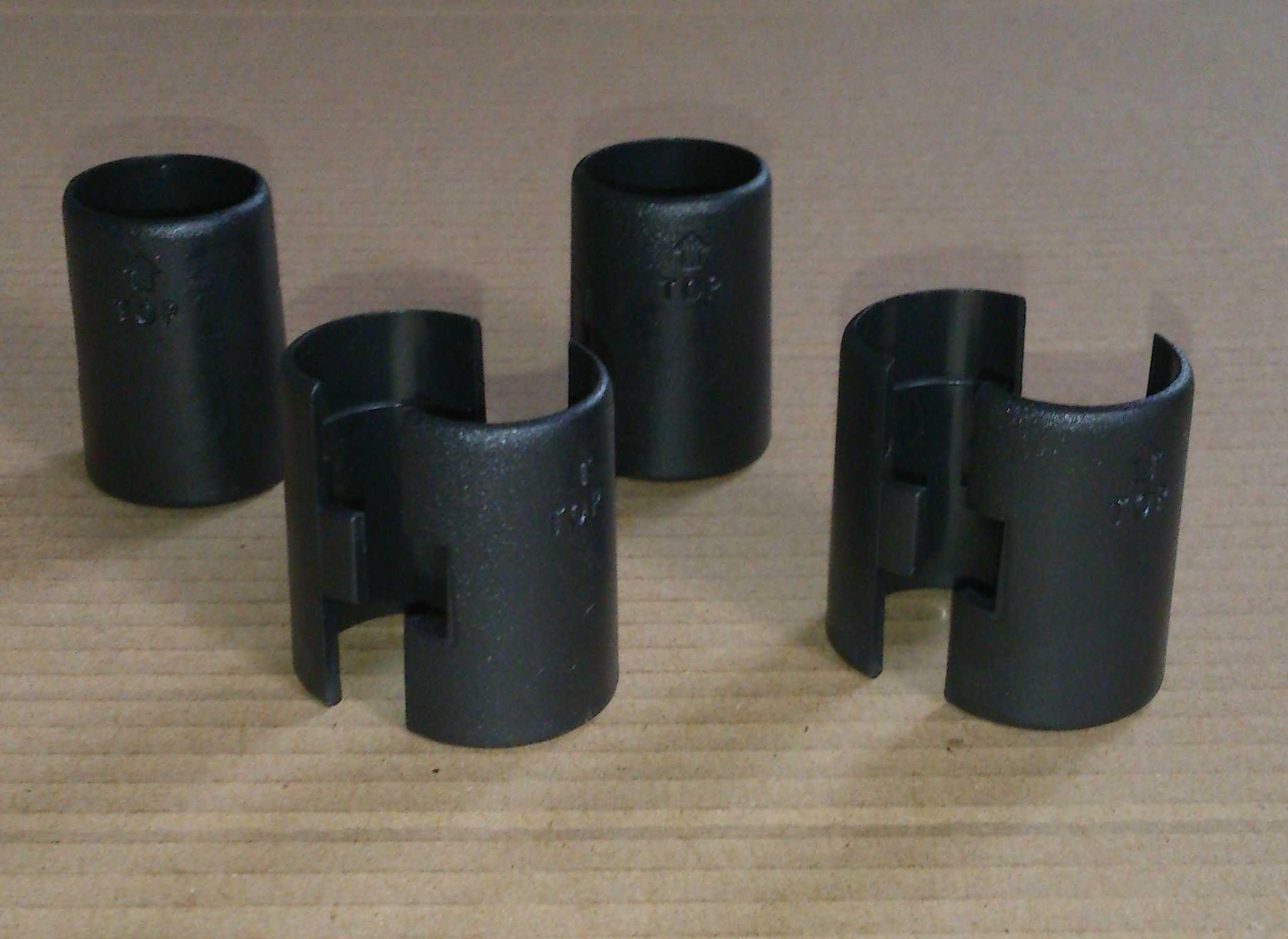 「1 塑膠夾片」 可用於 置物架、組合架、波浪架、鐵力士、衣櫥、衣架、茶几、合室桌、展示架