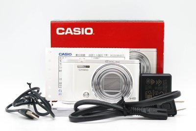 【高雄青蘋果3C】Casio EX-ZR3600 EX-ZR-3600 白 二手相機 數位相機 #41503