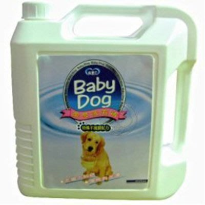 【🐱🐶培菓寵物48H出貨🐰🐹】BABY DOG狗寶貝》重量瓶洗毛精-4000ml 3種尺寸 特價699元