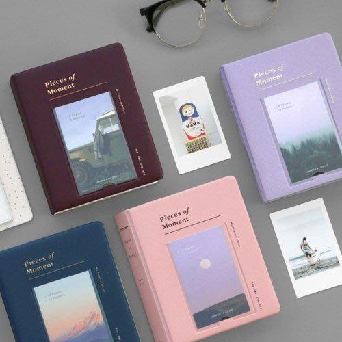 ❅PAVEE❅ 韓國iconic~ My Polaroid 4 記憶拼圖 拍立得相簿 相本 名片 收納本 (72張)