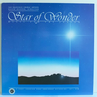 TAS名盤 RR原版 / Star of Wonder 非重刻片