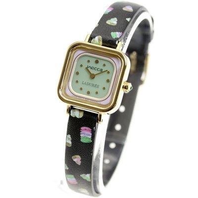 日本正版 CITIZEN 星辰 WICCA LADUREE KK3-310-12 女錶 女用 手錶 太陽能充電 日本代購