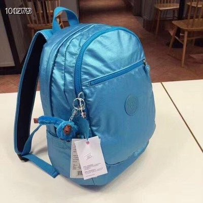 凱莉代購 Kipling 猴子包 k15016  拉鍊款多用輕量雙肩後背包 防水 預購