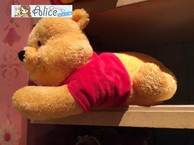 ☆愛莉詩☆日本直購~迪士尼小熊維尼柔軟絨毛玩偶面紙套