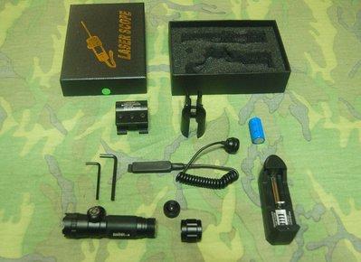 【藍色小鋪】便宜賣您UDSP-100/UD-100 全新綠光雷射瞄準器,雷射、外紅點、紅外線、狙擊鏡、非SP100
