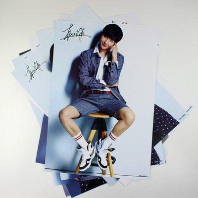 【預購】花兒與少年左耳楊洋單人大海報 韓國明星周邊 一套8張 42CM*29CM