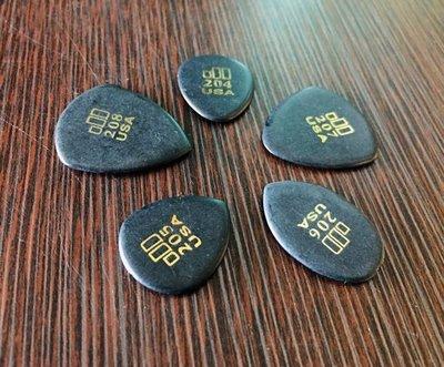 【老羊樂器店】開發票 Dunlop 477R JazzTone 匹克 彈片 撥片 pick 美國製 公司貨