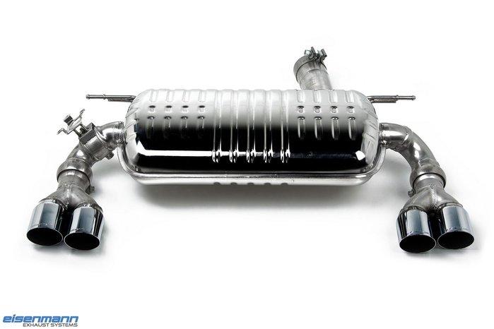 【樂駒】Eisenmann BMW F30 F31 F32 F33 F36 335i 435i 排氣管 尾段 中尾段