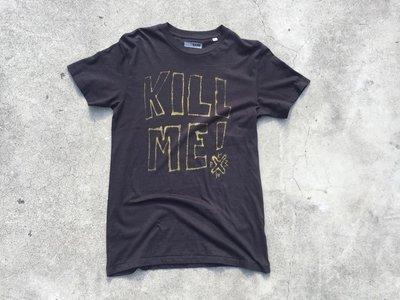 [CABAS滑板店] KR3W KILL ME TEE BLACK │滑板 品牌