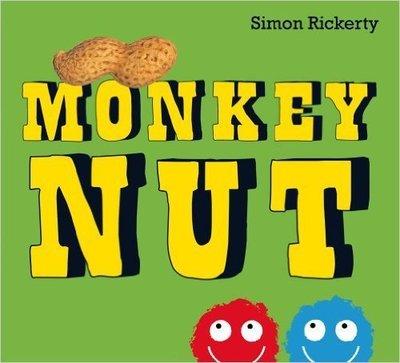 *小P書樂園* Monkey Nut 平裝