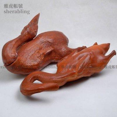 (MOLD-A_177)仿真雞肉食品模型 仿真蔬菜假菜品 仿真燒雞烤雞 烤鴨燒鴨