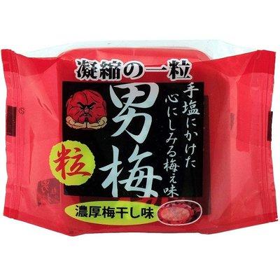 +東瀛go+ NOBEL 諾貝爾 男梅粒 隨身罐 14g 隨手盒 濃厚梅干味 凝縮的一粒 糖果 零食 梅干糖 日本進口 高雄市