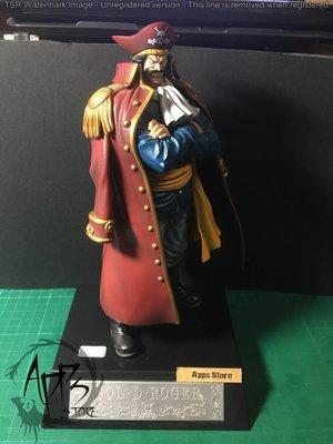 [APPS STORE]正版 海賊王 哥爾.D.羅傑傳說篇 A賞 哥爾.D.羅傑 一番賞 公仔 模型