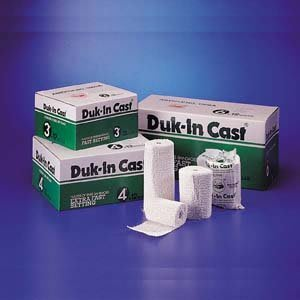 Duk-in 石膏繃帶 7.5cm X 360cm  12捲/打