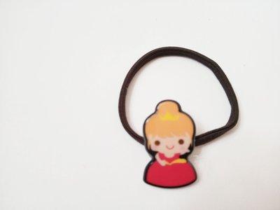 ($6 一個)新款 可愛 多款 小公主 橡筋 橡根 頭飾(滿$60包郵)(郵費$5)