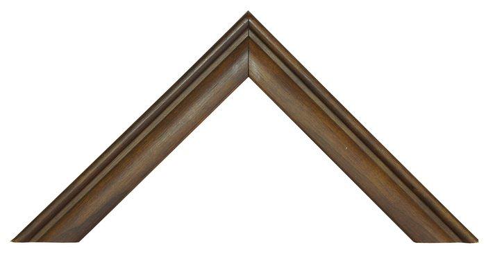 【松風閣畫廊 裝框/裱框/裱褙】 816咖啡木框訂製 拼圖框/證書框/圖畫框/海報框/鏡框