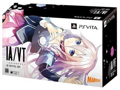 PSV IA / VT -COLORFUL- 限定版 有附初回預約特典 純日版 全新品