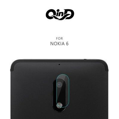 *Phone寶*QinD NOKIA 6 鏡頭玻璃貼(兩片裝) 鏡頭保護貼 鏡頭貼 玻璃貼