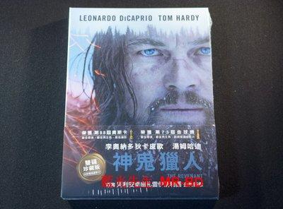 [藍光先生DVD] 神鬼獵人 (2DVD/珍藏版) The Revenant (威望正版 )