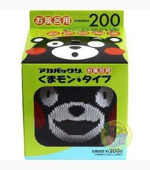 【JPGO日本購 】日本製 風呂用洗濯球 動物造型~Kumamon熊本熊#326