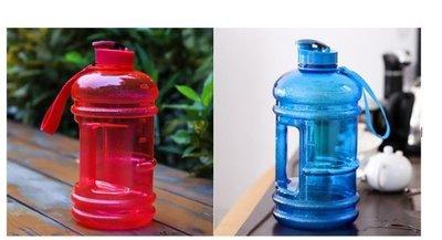 1.5升2升2.2l運動水壺健身水壺大容量塑料水杯男杯子超大戶外便攜