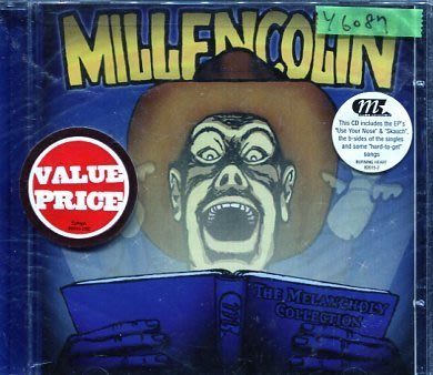 *還有唱片行* MILLENCOLIN / THE MELANCHOLY COLLECTION 全新 Y6087