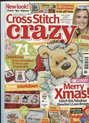 紅蘿蔔工作坊/美國刺繡書=Cross Stitch Crazy ISSUE118