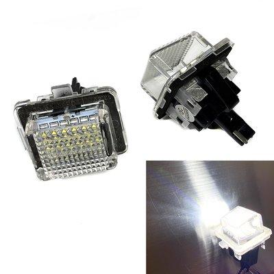 LED牌照燈 for W204 W212 W216 W221 W207 10-11 車牌燈License Plate