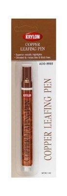 KRYLON 開朗牌 Copper Leafing Pen 油漆筆 電鍍筆 金屬筆 紅銅色 K9903