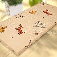 【Jenny Silk名床】可愛家族.100%精梳棉.嬰兒床墊專用布套.全程臺灣製造