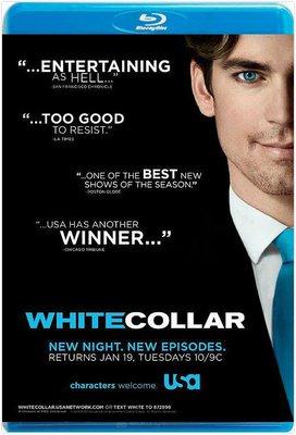 【藍光電影】不是冤家不聚頭  / 貓鼠遊戲 / 妙警賊探 第五季 2碟 White Collar Season 5(2013)