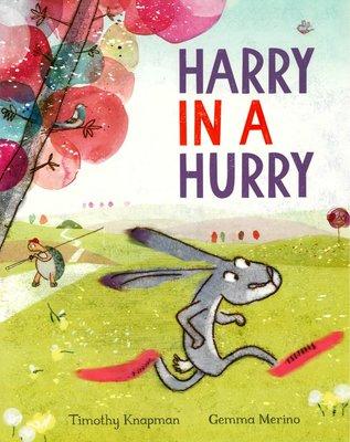 *小貝比的家*HARRY IN A HURRY/平裝書/3~6歲/友誼/團體組表演攻略