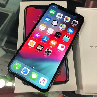 開學季促銷 iPhone X 256G 5.8吋 二手機 臺中 永和 實體店 取貨付款 刷卡分期