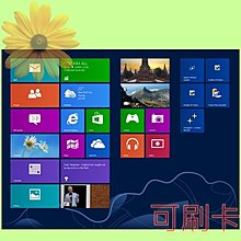 5Cgo 【權宇】windows 8 win8 E-Win 32Bit WN7-00367 / 64Bit WN7-
