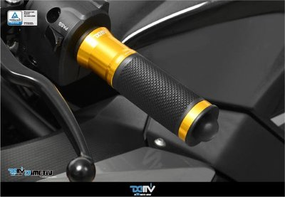 [MOTOBANK]Dimotiv 125mm 通用型 鋁合金握把套組(GP09) DMV