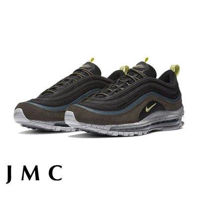 NIKE AIR MAX 97 NEWSPRINT 黑棕藍 潑墨 子彈 慢跑鞋 男女鞋 DB4611-001