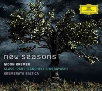 美國新四季–基頓克萊曼小提琴與指揮波羅的海克萊曼室內樂團-4794817