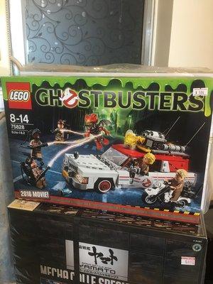 全新樂高 Lego 75828 Ecto-1&2 Ghostbuster 捉鬼敢死隊
