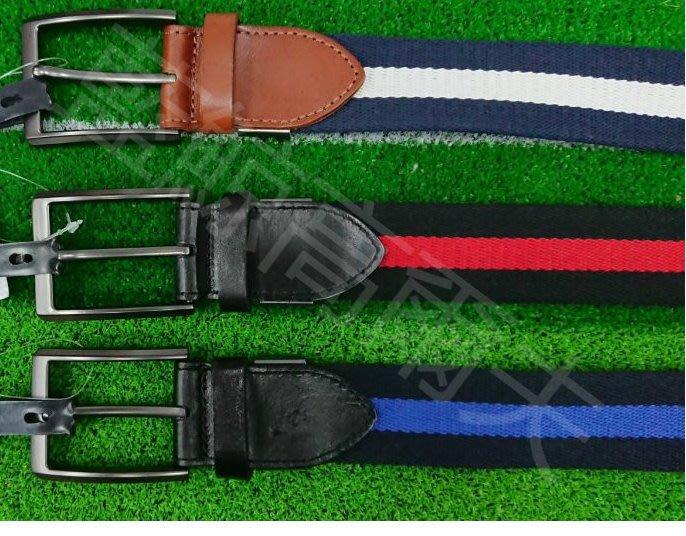 藍鯨高爾夫  SRIXON 運動型皮帶#GAL-19055i(多色可選)