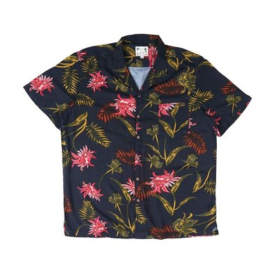 Cover Taiwan 官方直營 花襯衫 短袖襯衫 夏威夷 海灘 復古 古著 嘻哈 寬鬆 茄子蛋 海洋音樂季 (預購)
