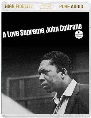 ©【Impulse!】John Coltrane:A Love Supreme約翰.柯川:祟高的愛(藍光音樂片)