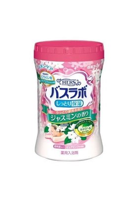 白元日本製HERS入浴劑茉莉花香味
