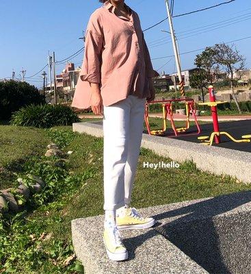 (現貨)韓國男友風寬鬆百搭長袖襯衫
