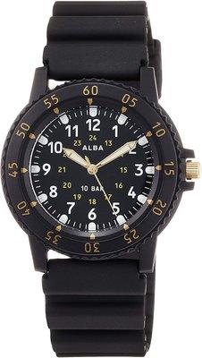 日本正版 SEIKO 精工 ALBA AQPK414 手錶 日本代購