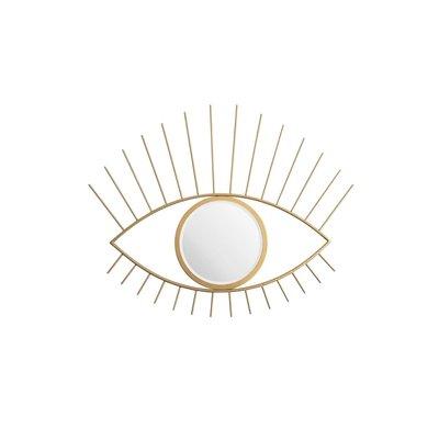 Aqua home Eyelash Mirror壁飾掛鏡