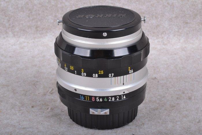 【品光攝影】NIKON Non-AI 50mm F1.4 標準定焦 大光圈人像 手動 FH#57705J