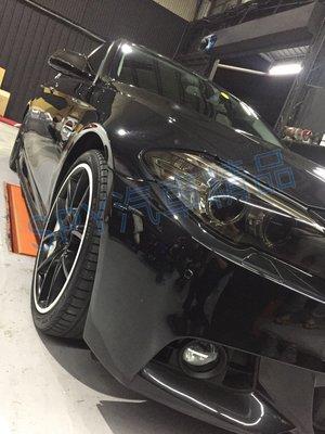 SPY國際 BMW F10 改款 LCI M-TECH 前保桿含霧燈蓋 後保桿 側裙 全套現貨供應