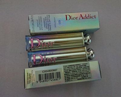 全新Dior迪奧 CD癮誘超模巨星唇膏3.2g